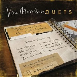 Audio CD »Van Morrison: Duets: Re-Working The Catalogue«