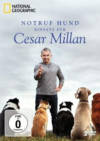 DVD »Notruf Hund - Einsatz für Cesar Millan (2 Discs)«