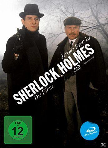 Blu-ray »Sherlock Holmes - Die Filme (3 Discs)«