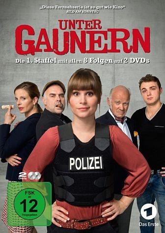 DVD »Unter Gaunern - Die 1. Staffel (2 Discs)«