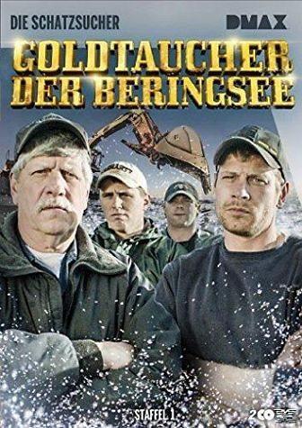 DVD »Die Schatzsucher - Goldtaucher der Beringsee...«