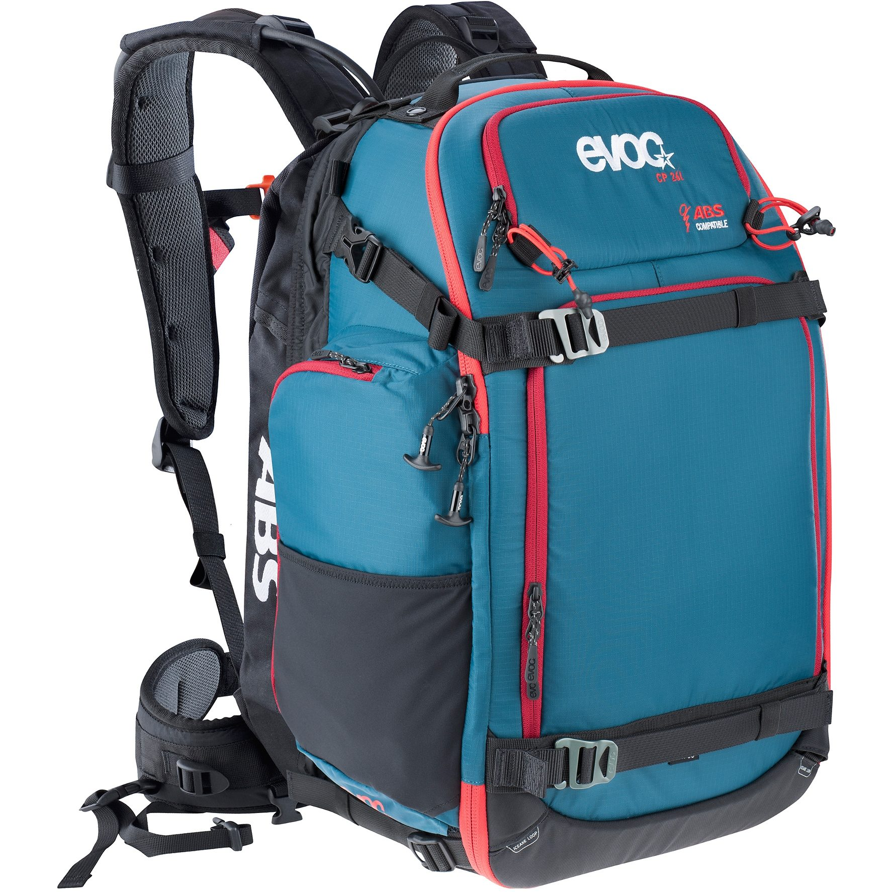 EVOC Lawinenrucksack »Zip-On ABS - CP 26L«