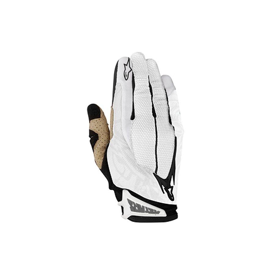 Alpinestars Fahrrad Handschuhe »Gravity Gloves Men white/black« in weiß