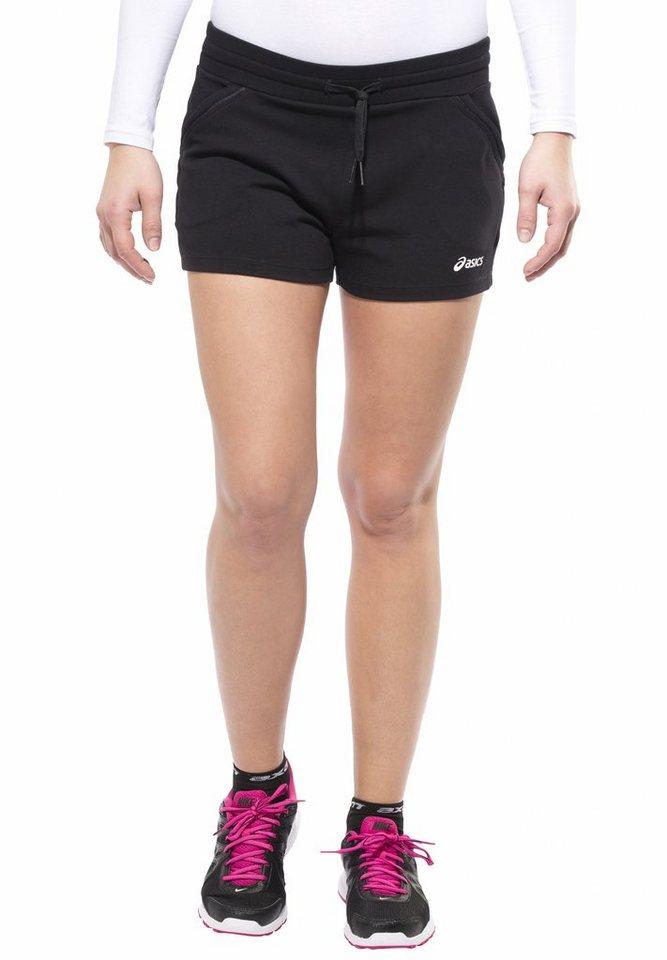 asics Jogginghose »Knit Short Women« in schwarz
