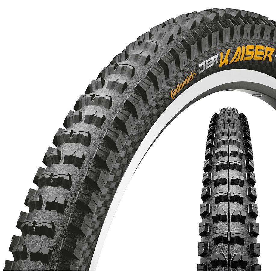 """Continental Fahrradreifen »Der Kaiser Projekt 2.4 26"""", ProTection, Apex,«"""