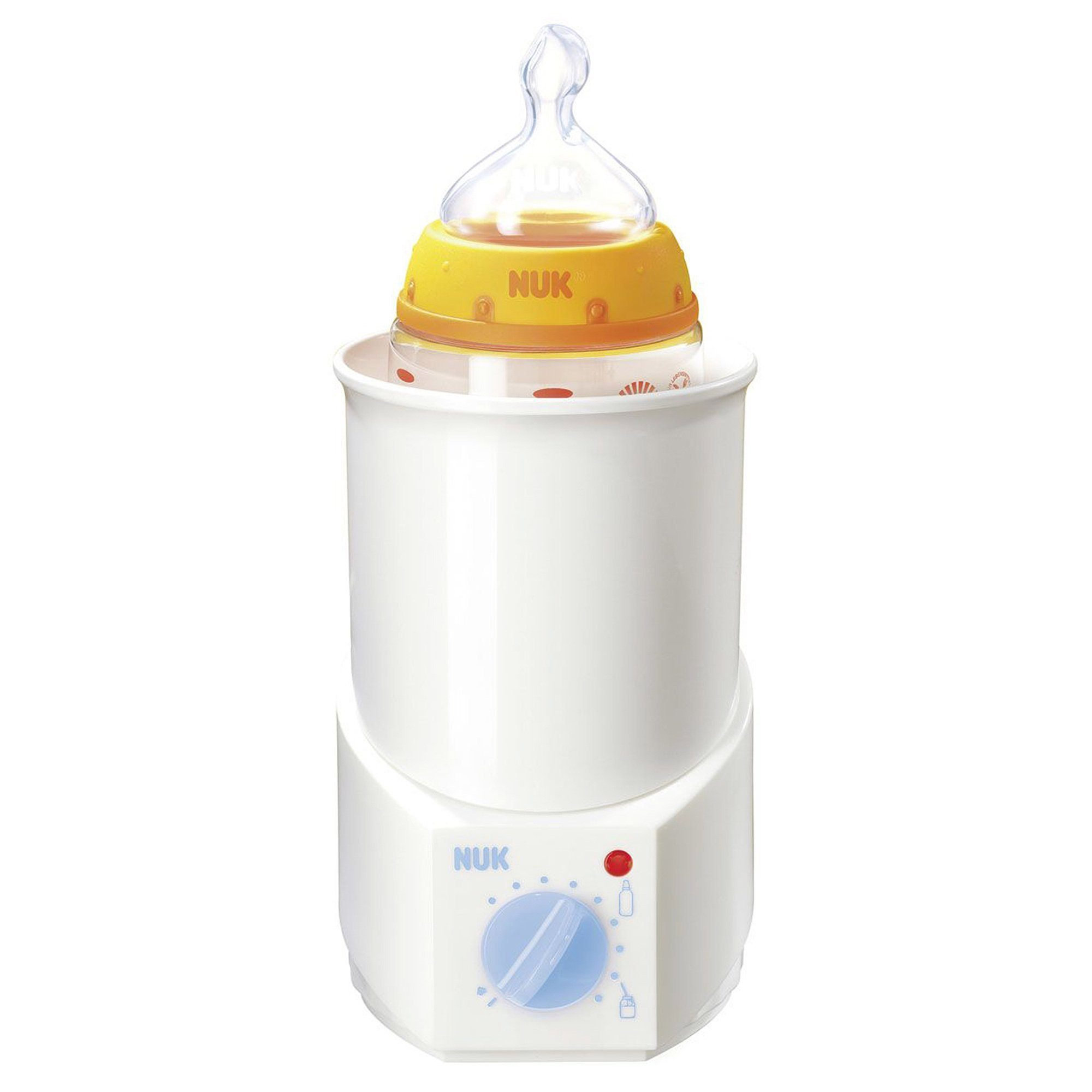 NUK Babykostwärmer mit Warmhaltefunktion