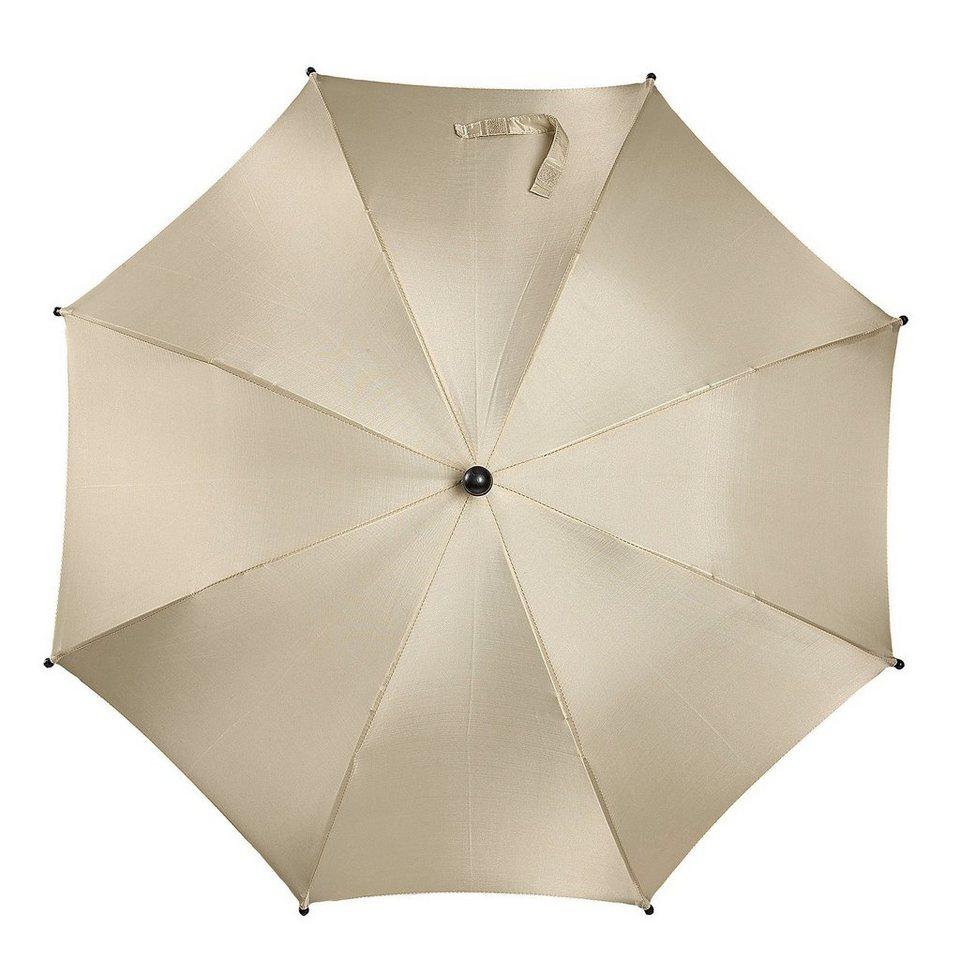 REER Sonnenschirm mit UV-Schutz 50+ in beige