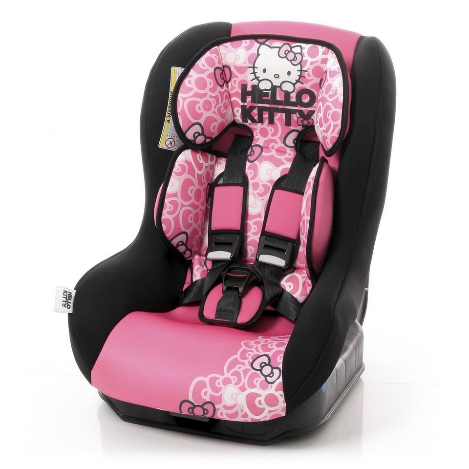 OSANN Safety Plus NT Kindersitz in rosa