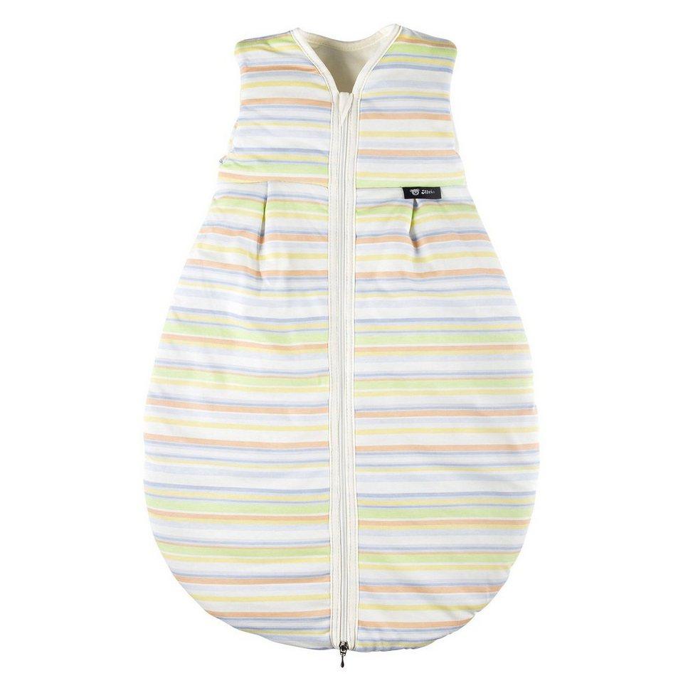 ALVI Ganzjahresschlafsack Baby-Mäxchen Thermo in 70 cm