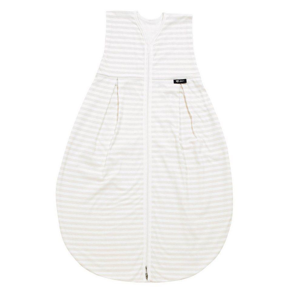 ALVI Sommerschlafsack Mäxchen Light 70 cm in weiß