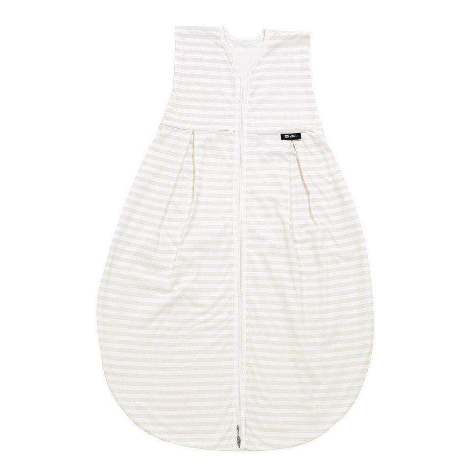 ALVI Sommerschlafsack Mäxchen Light 90 cm in weiß