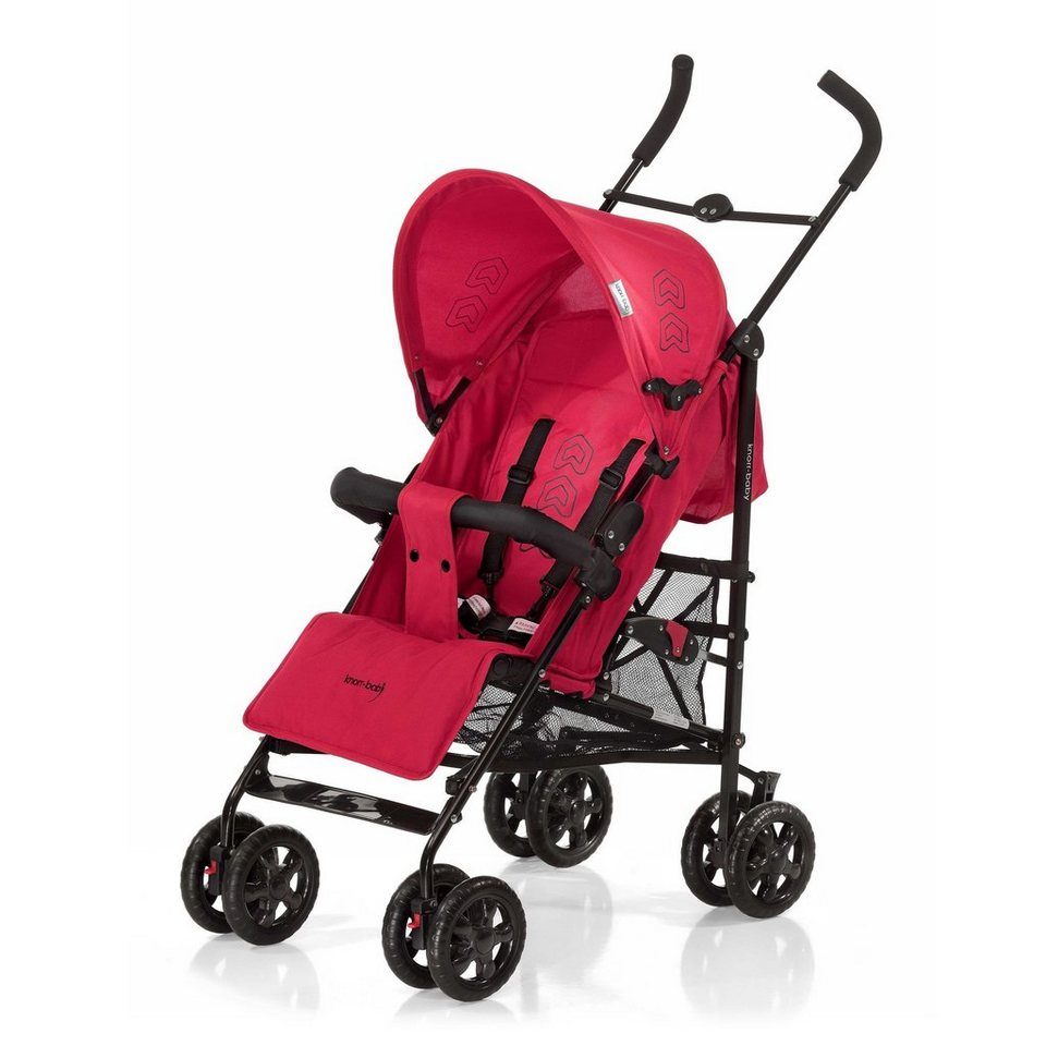 """KNORR-BABY Buggy """"Commo"""" in rot"""