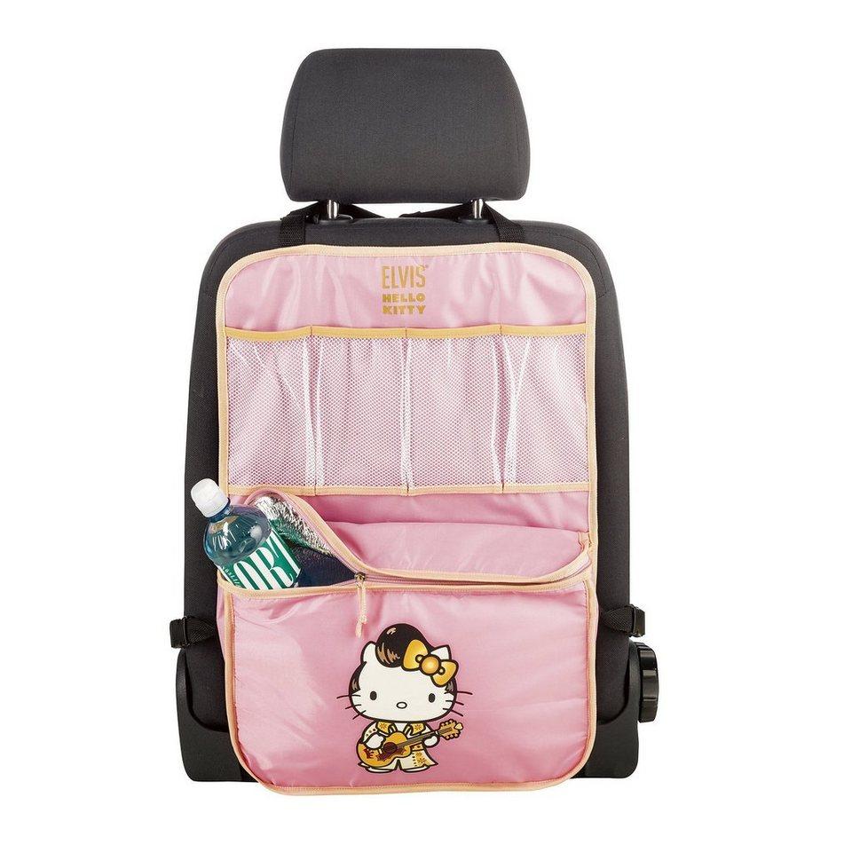 BABY-WALZ Auto-Spielzeugtasche Coolerbag in rosa