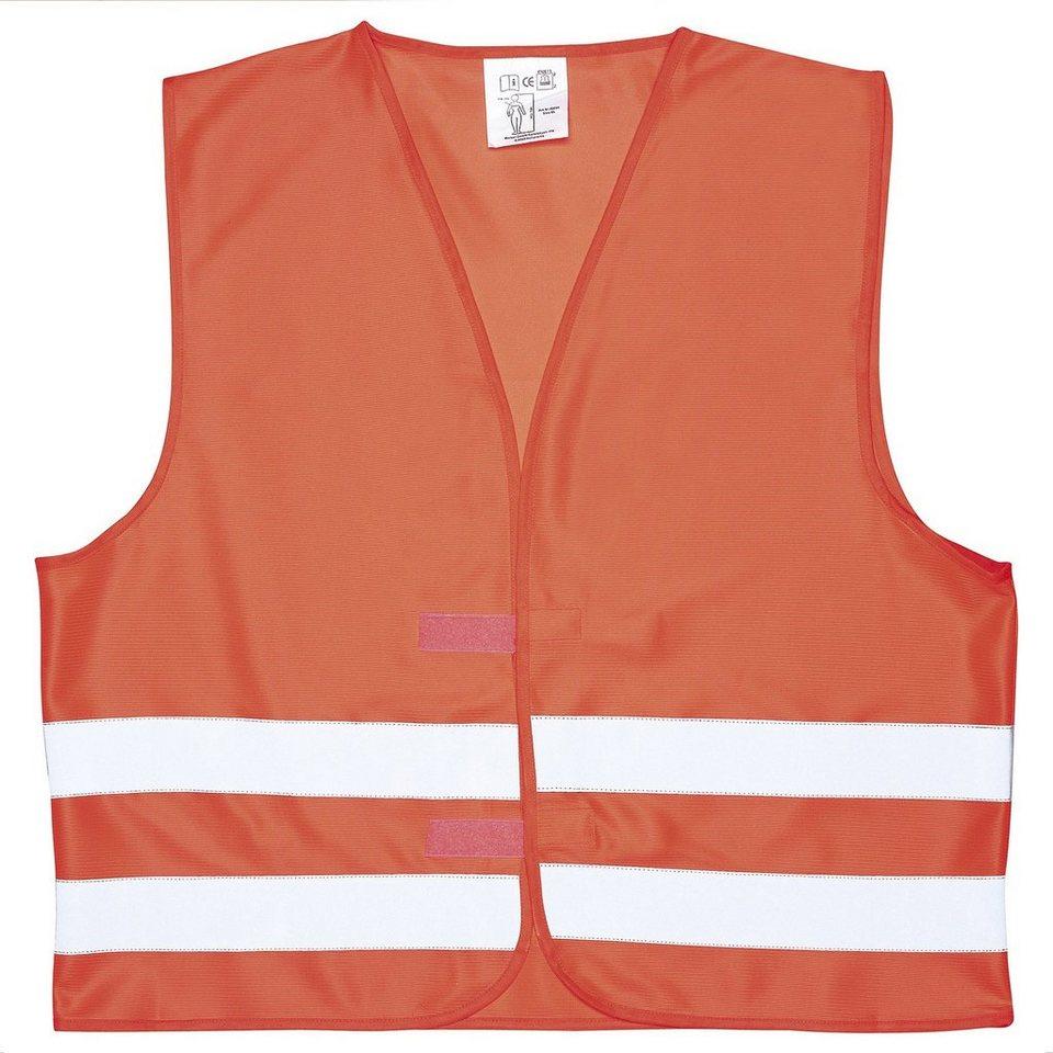 BABY-WALZ Sicherheitsweste in orange