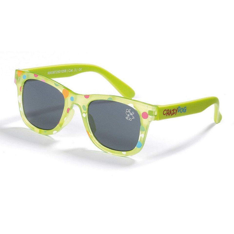 """BABY-WALZ Kinder-Sonnenbrille """"style"""" in grün"""