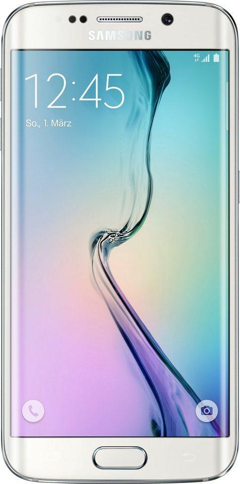 samsung galaxy s6 edge 64gb smartphone 12 9 cm 5 1 zoll. Black Bedroom Furniture Sets. Home Design Ideas