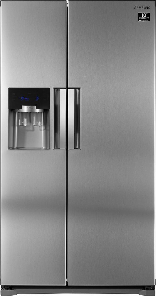 Kühlschränke samsung  Samsung Side-by-Side HM12 RS7768FHCSL/EF, A++, 178,9 cm hoch ...