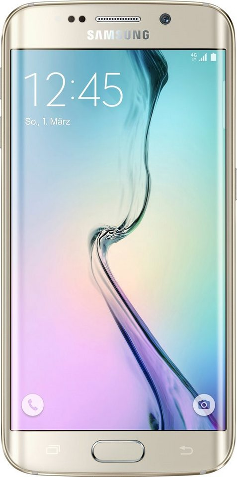 Samsung Galaxy S6 Edge 32gb Smartphone 129 Cm 51 Zoll Display