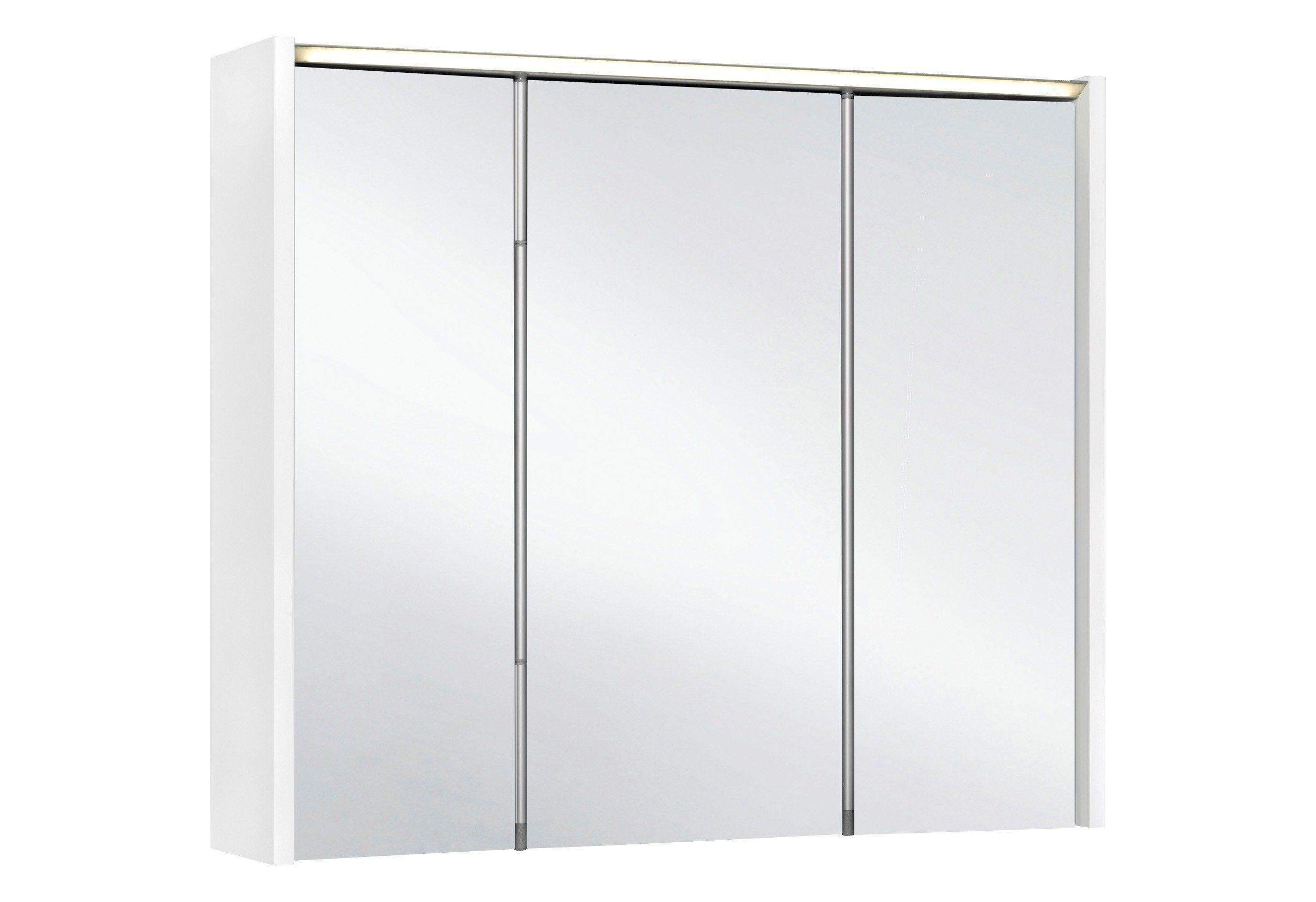 jokey spiegelschrank arbo breite 73 cm mit led. Black Bedroom Furniture Sets. Home Design Ideas