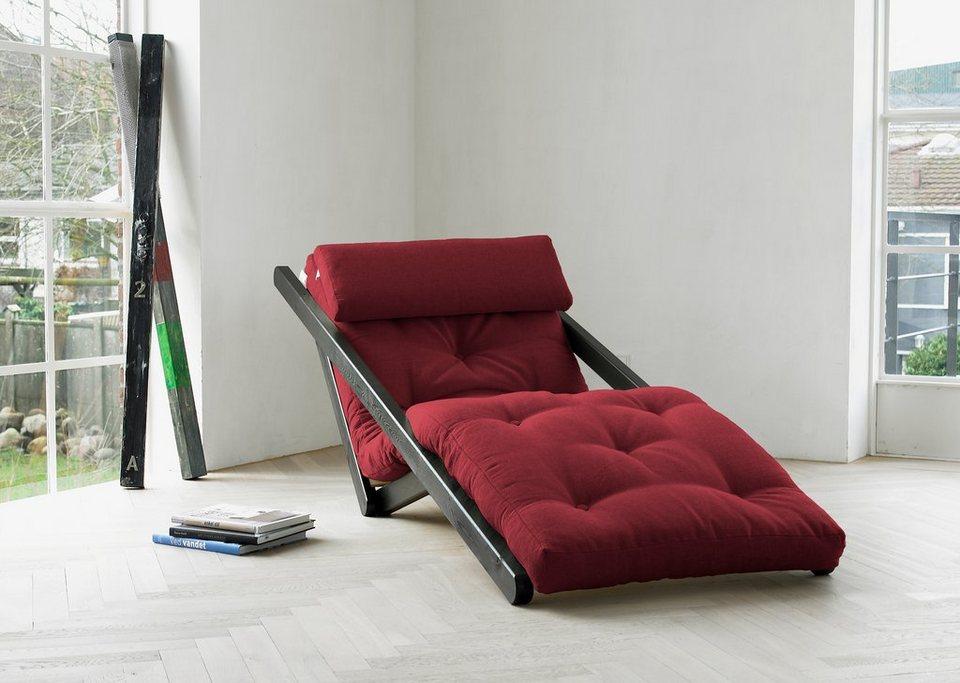Karup Design Lounge Liege Figo Inkl Futonmatratze Online Kaufen