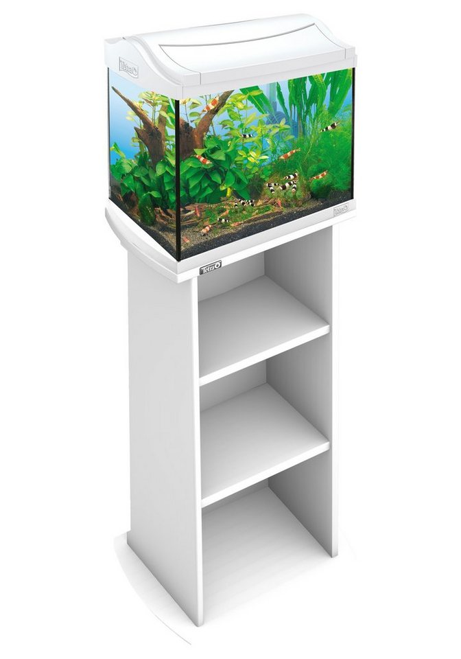 aquarien unterschrank tetra aquaart f r 20 30 l aquarien online kaufen otto. Black Bedroom Furniture Sets. Home Design Ideas
