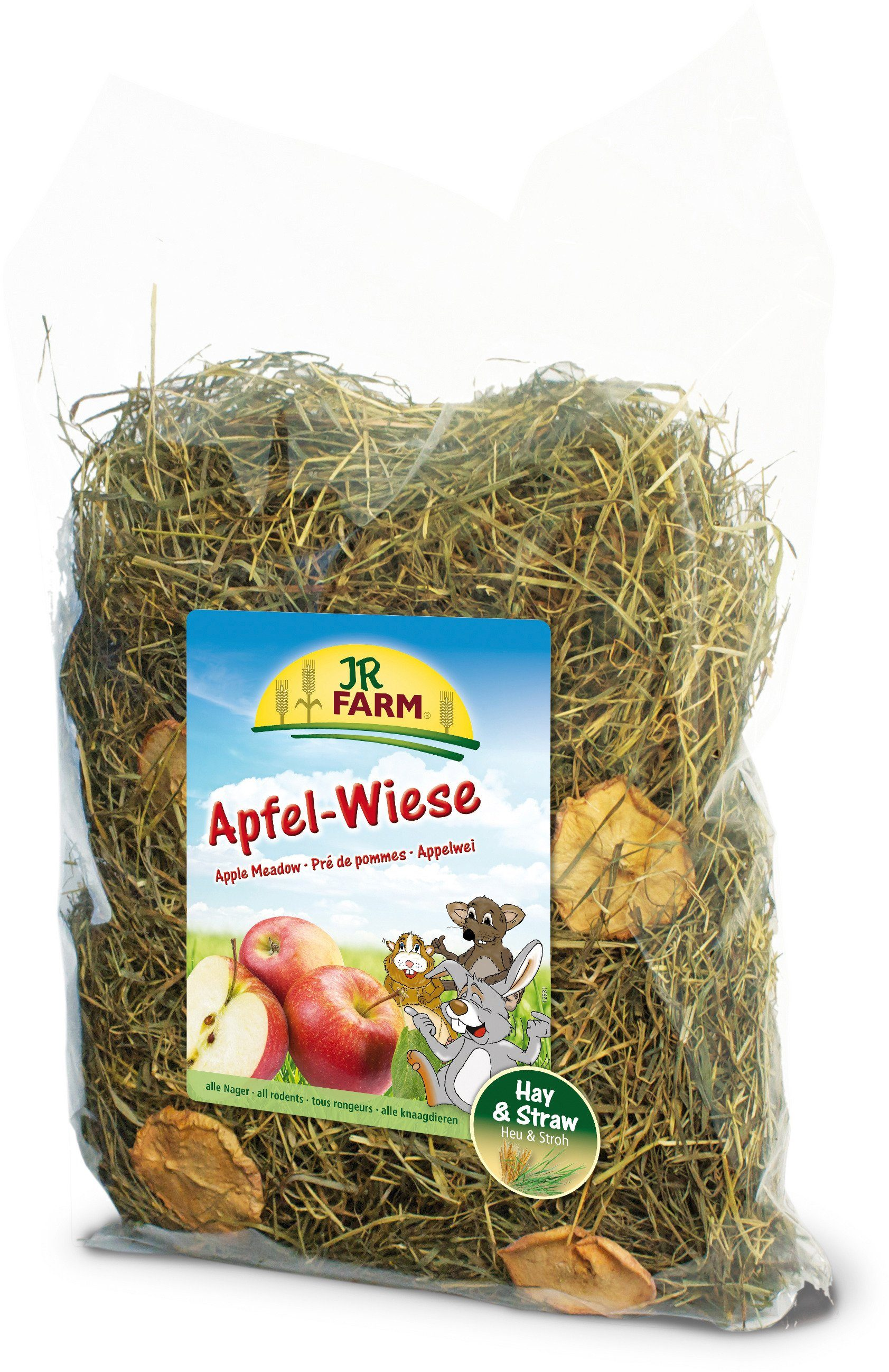 Nagerfutter »Apfelwiese«