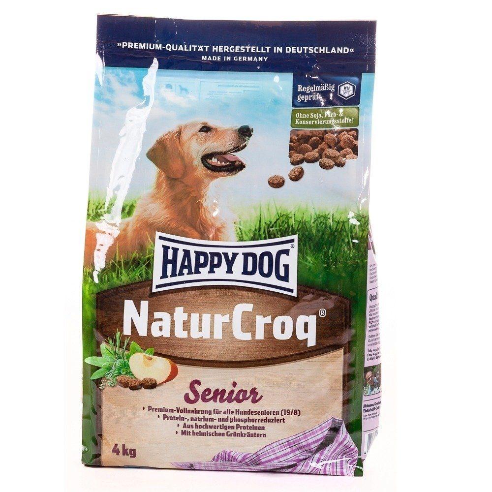 Hundetrockenfutter »NaturCroq Senior«, 15 kg