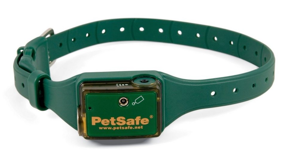 Hundehalsband »Antibell Halsband« inkl. Zubehör in grün