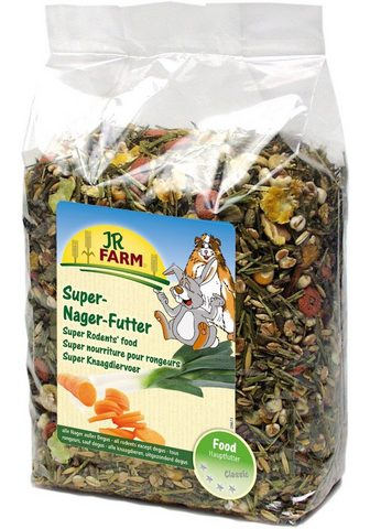 JR FARM Gyvūnų ėdalas »Super-Nagerfutter«