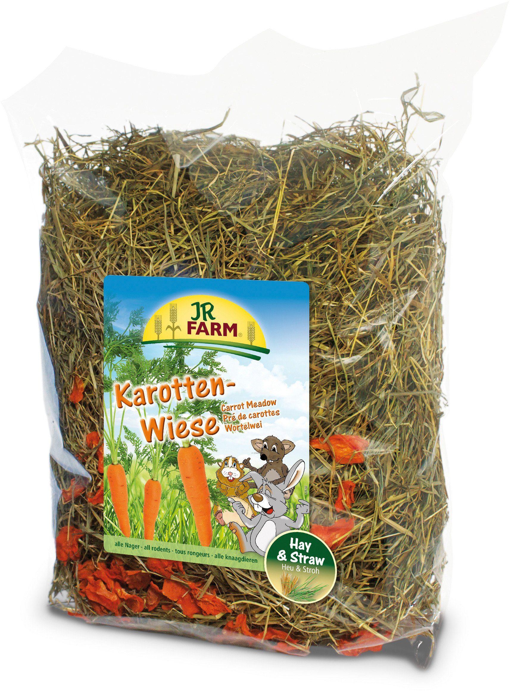 Nagerfutter »Karottenwiese«