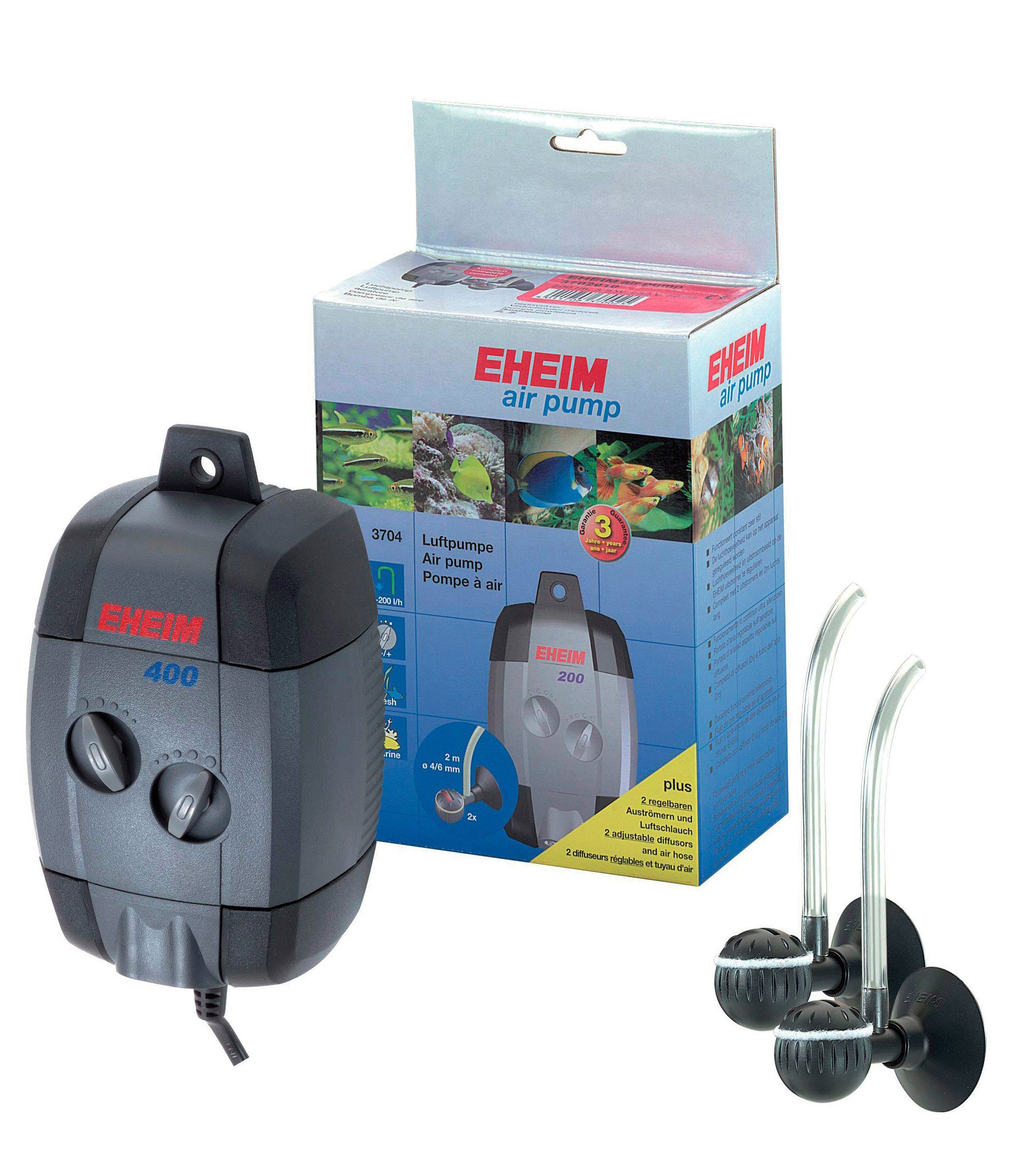 Aquarienpumpe »Air Pump 400«