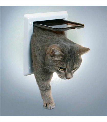 Trixie Katzen-Freilauftür