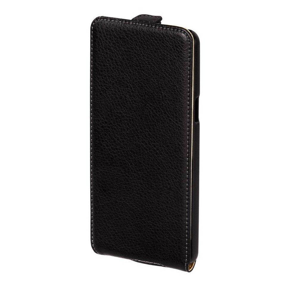 Hama Flap-Tasche Smart Case für Samsung Galaxy A3, Schwarz in Schwarz
