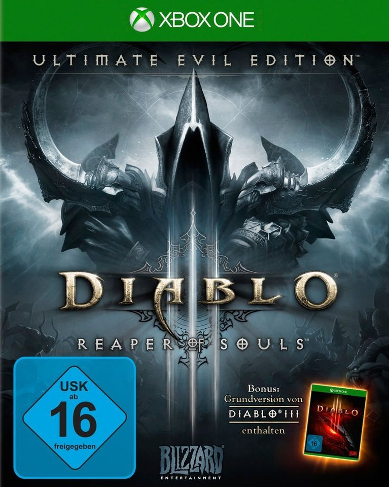 Blizzard XBOX One - Spiel »Diablo 3 Ultimate Evil Edition«