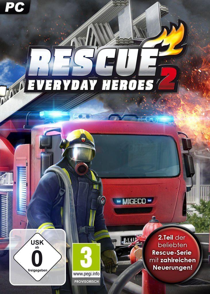 rondomedia PC - Spiel »RESCUE 2: Everyday Heroes«