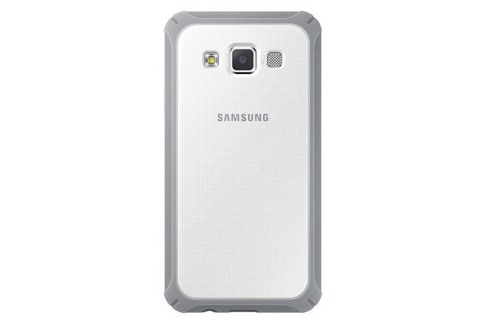 Samsung Handytasche »Schutz-Cover EF-PA300 für Galaxy A3, Hellgrau« in Hellgrau