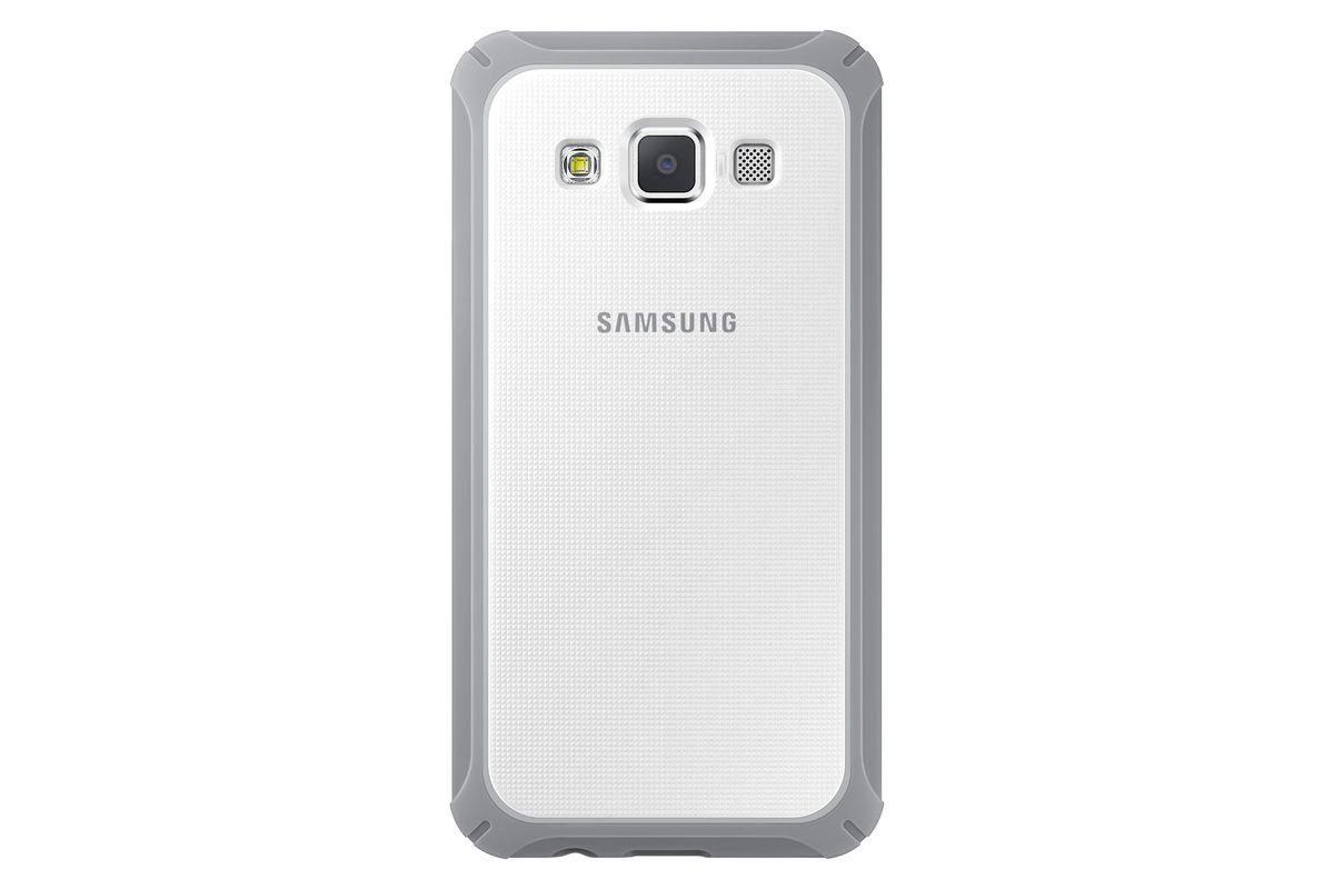 Samsung Handytasche »Schutz-Cover EF-PA300 für Galaxy A3, Hellgrau«