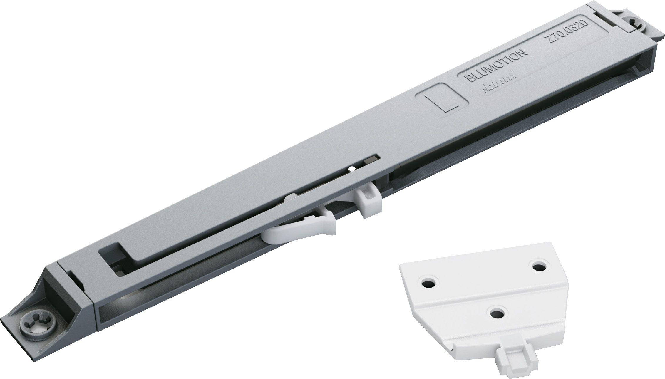 Einzugsdämpfer für Schubkästen, OPTIFIT, 2 Stück