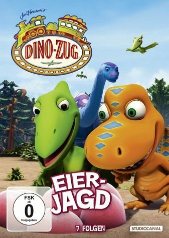 DVD »Dino-Zug - Eierjagd«