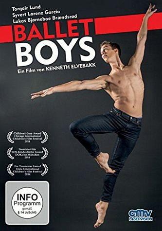 DVD »Ballet Boys«