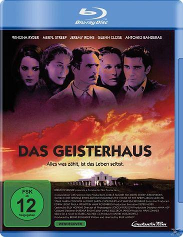 Blu-ray »Das Geisterhaus«