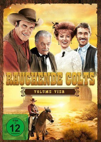 DVD »Rauchende Colts - Volume Vier (6 Discs)«