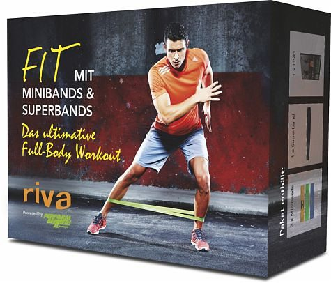 DVD »Fit mit Minibands & Superbands«