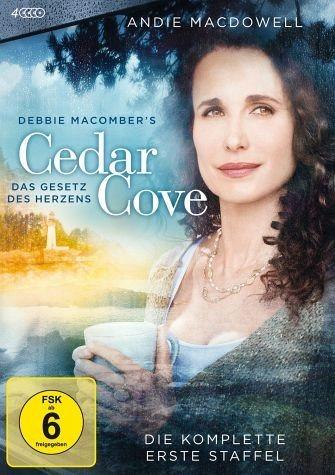 DVD »Cedar Cove - Das Gesetz des Herzens: Die...«