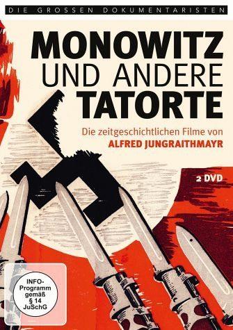 DVD »Monowitz und andere Tatorte (2 Discs)«