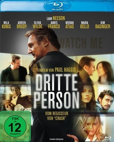 Blu-ray »Dritte Person«