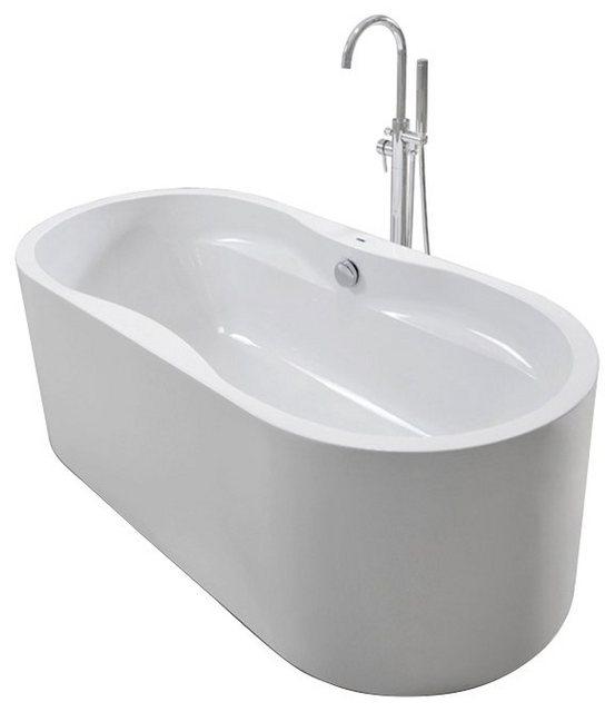 Badewannen und Whirlpools - Sanotechnik Badewanne »Liverpool«, doppelwandig  - Onlineshop OTTO