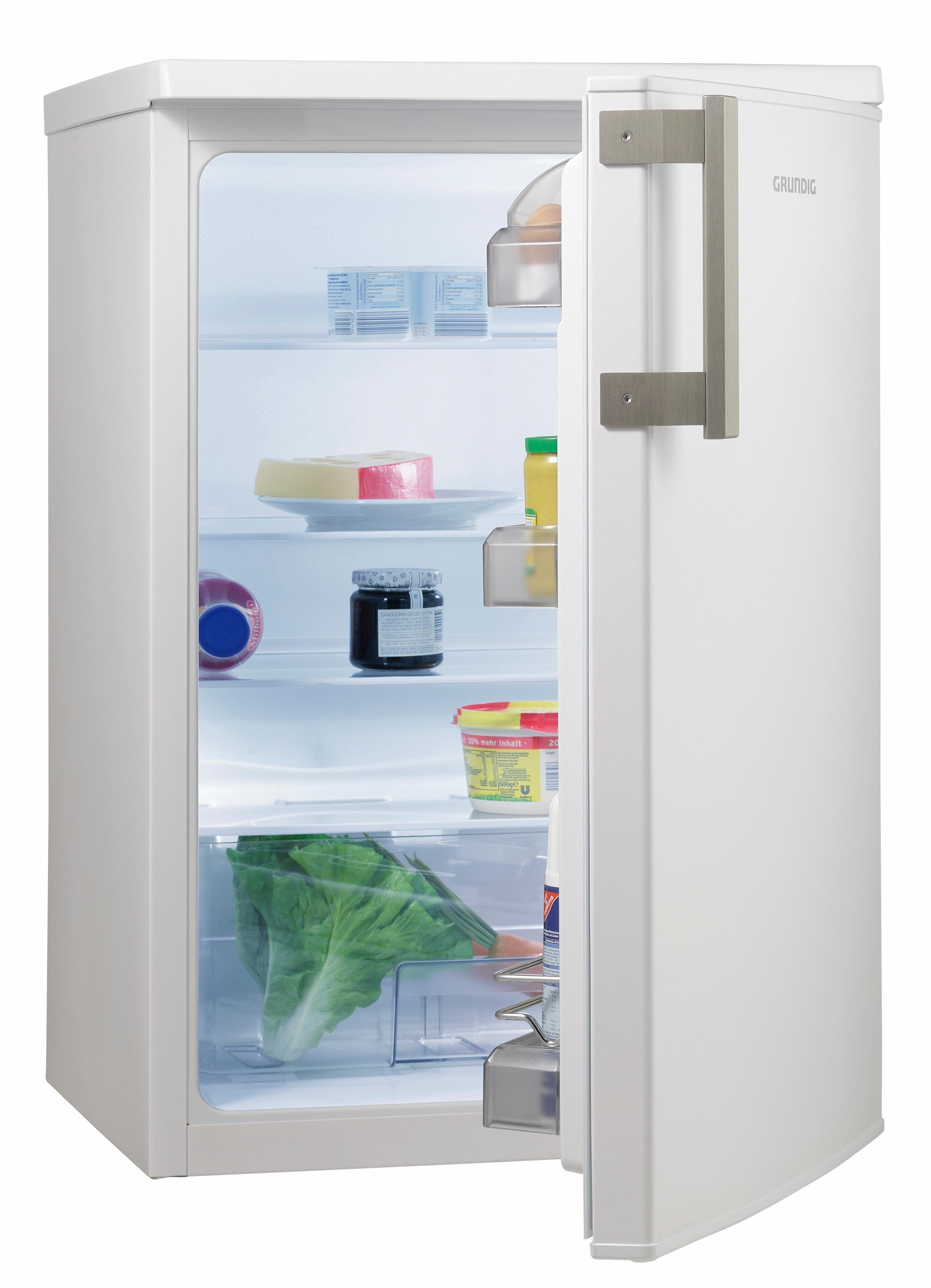 Grundig Kühlschrank GTM 10120, A++, 84 cm hoch