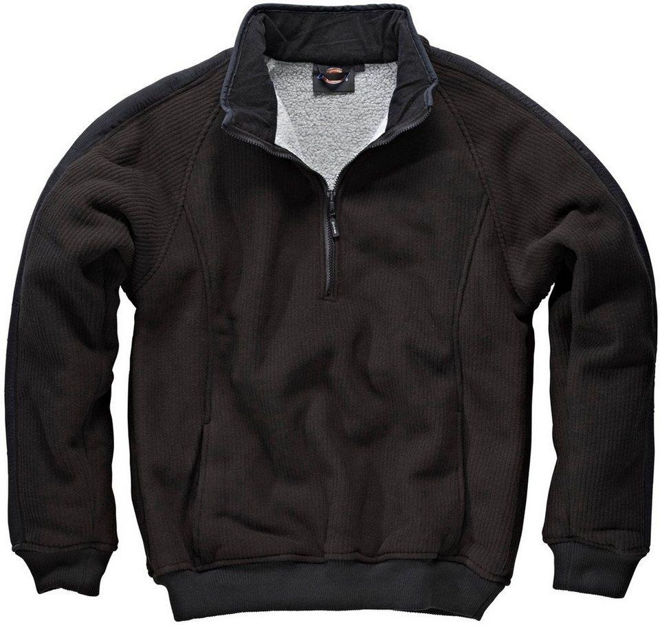 Pullover »Eisenhower« in schwarz