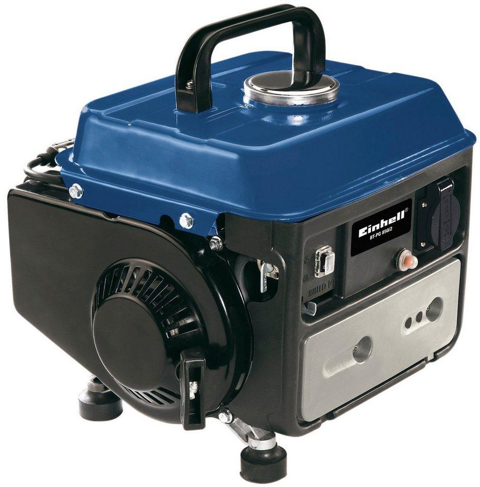 Stromerzeuger »PT-PG 850/2« in blau